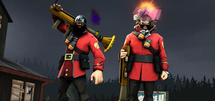 Рынок шапок Team Fortress 2 рухнул — редкие предметы отдают за копейки