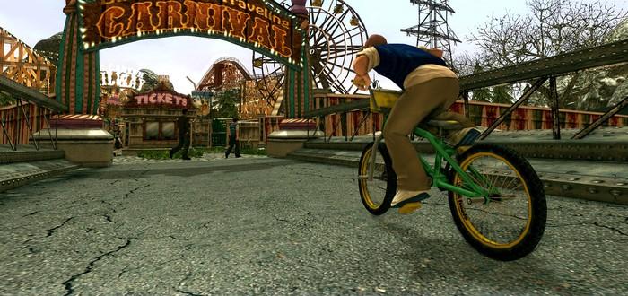 В GTA Online обнаружили пасхалку из Bully