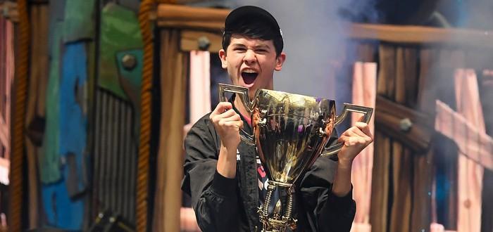 16-летний Bugha выиграл три миллиона долларов на первом Кубке Мира по Fortnite в категории соло