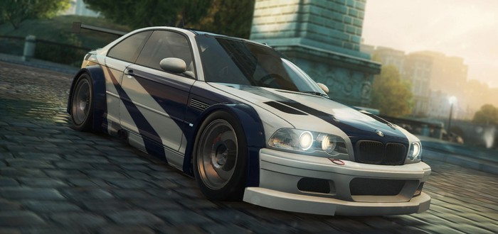 Ютубер показал геймплей отмененной Need for Speed: Most Wanted 2