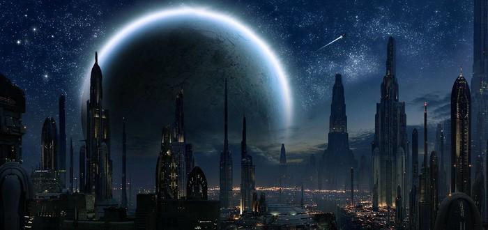 Саудовский принц хочет построить город будущего c искусственной Луной и робо-битвами