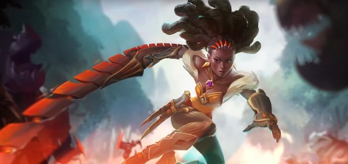 Blizzard анонсировала Киру — нового, оригинального персонажа Heroes of the Storm