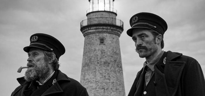 Первый трейлер хоррора The Lighthouse с Уиллемом Дефо и Робертом Паттинсоном