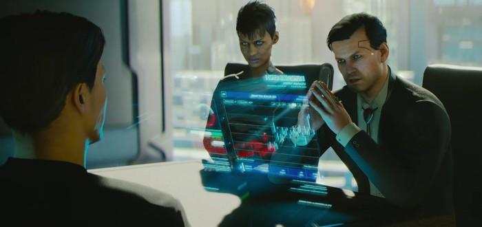 Как могла бы выглядеть Cyberpunk 2077 на PS1