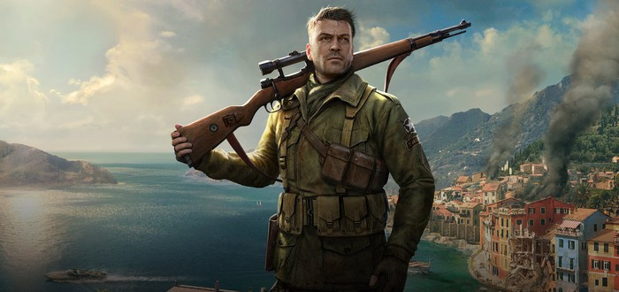 В августе подписчики PS Plus получат WipEout Omega Collection и Sniper Elite 4