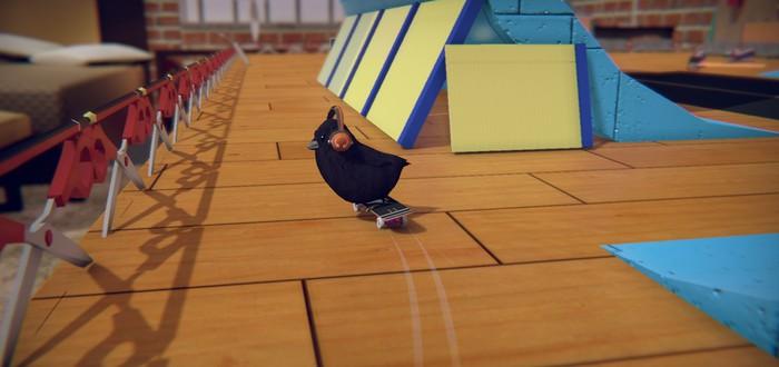 Skatebird не пустили в EGS из-за желания разработчиков остаться в Steam