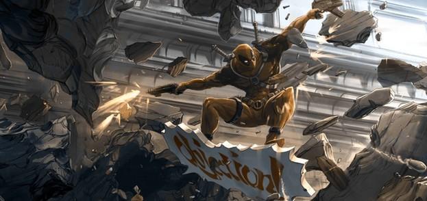 Второй трейлер Deadpool