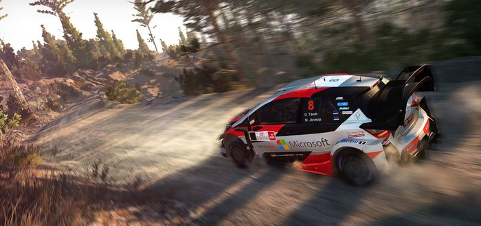 GTX 560 и 4 ГБ RAM — демократичные системные требования WRC 8