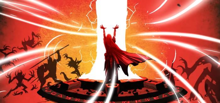 Средневековый апокалипсис, пиксельные зомби и безнадежность в трейлере тактической RPG The Last Spell