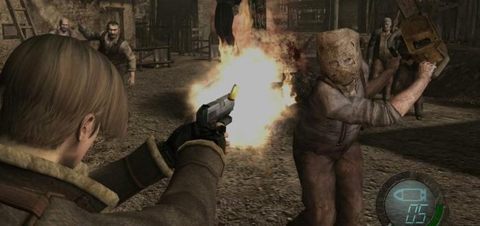 Игрок победил одного из боссов Resident Evil 4 с помощью двери