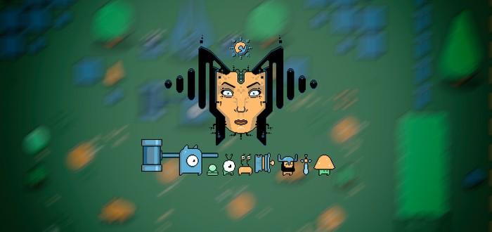 Бесплатные игры: пазл-шутер-раннер Planet of Mubu