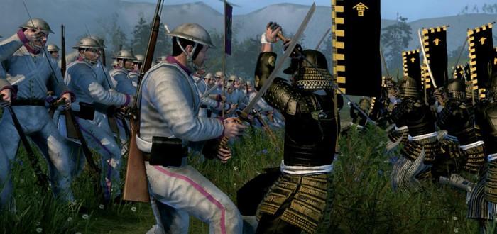 Дополнение Total War: Shogun 2 — Fall of the Samurai стало отдельной игрой
