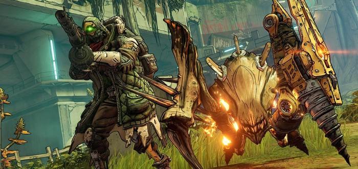 36 минут геймплея Borderlands 3 за охотника З4ЛП