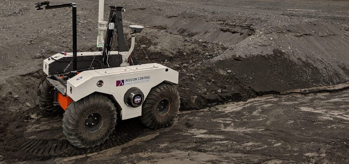 NASA тестирует новый ровер на лавовых полях Исландии из-за схожести с поверхностью Марса