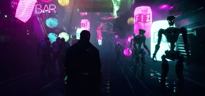 Vigilance — инди-киберпанк на Unreal Engine 4