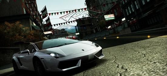 Запуск Need for Speed World в Июле