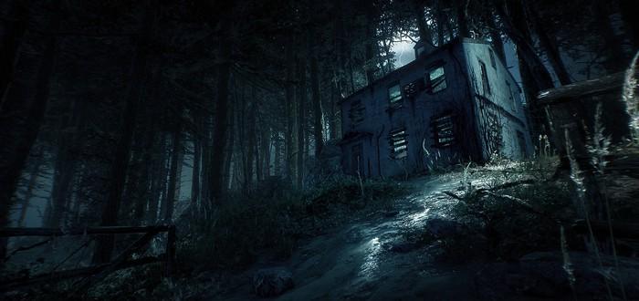 Новый сюжетный трейлер Blair Witch с gamescom 2019
