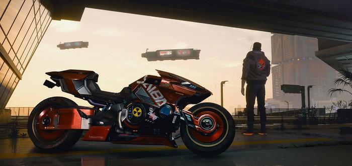 Gamescom 2019: Cyberpunk 2077 и другие игры для Google Stadia