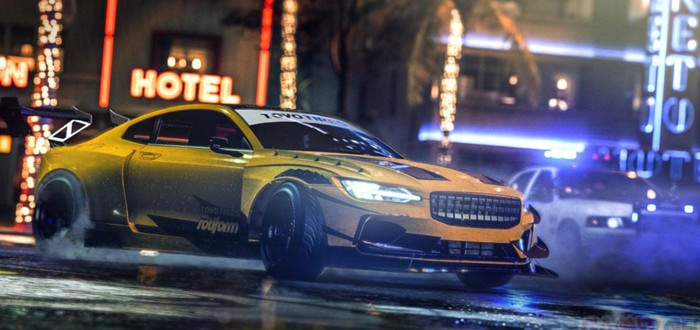 Gamescom 2019: Первый взгляд на геймплей Need for Speed: Heat