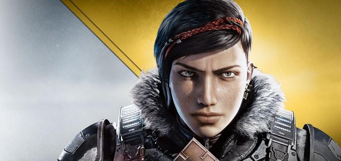 Gamescom 2019: Новый геймплейный трейлер Gears 5