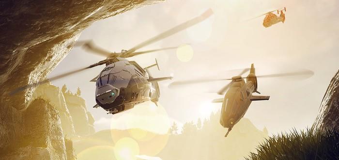 Gamescom 2019: Анонс перезапуска Comanche, первый геймплей и скриншоты