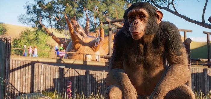 Бета Planet Zoo стартует в конце сентября