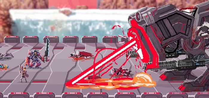 Gamescom 2019: свежий трейлер пиксельной ролевой игры Star Renegades