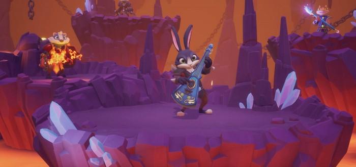 Sony выпустит данжен-кроулер ReadySet Heroes в Epic Games Store
