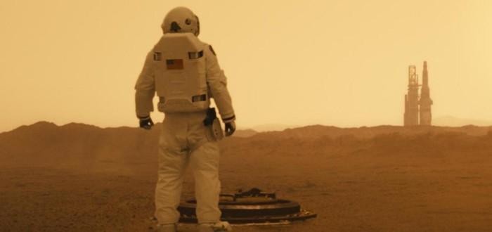 "IMAX-трейлер sci-fi триллера ""К звездам"" с Брэдом Питтом"