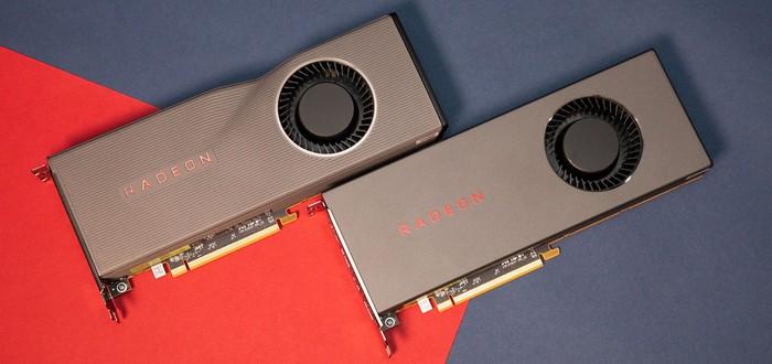 AMD: Семейство RDNA появится в смартфонах, облачных сервисах и других отраслях