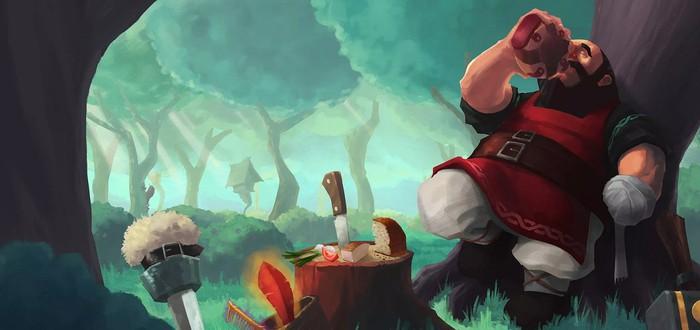 Мир славянских мифов в трейлере экшен-RPG Yaga