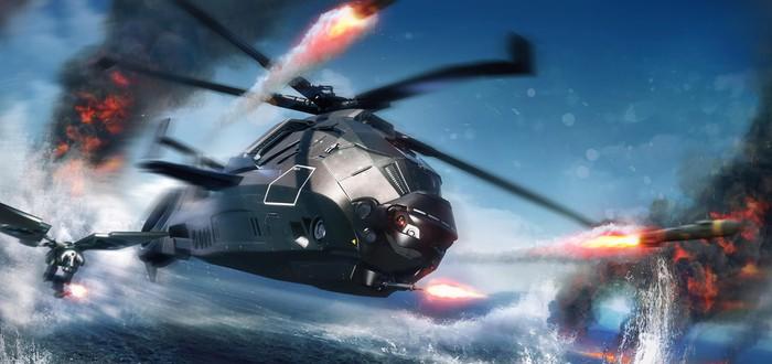 Gamescom 2019: 10 минут геймплея Comanche