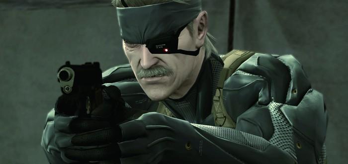 Metal Gear Solid 4 стала почти играбельной на эмуляторе RPCS3
