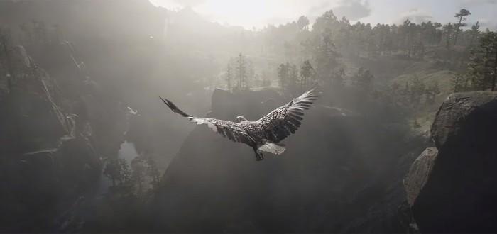 Моддер превратил Red Dead Redemption 2 в захватывающий симулятор птицы