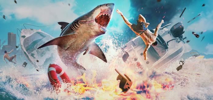 Gamescom 2019: акула-убийца в геймплее Maneater