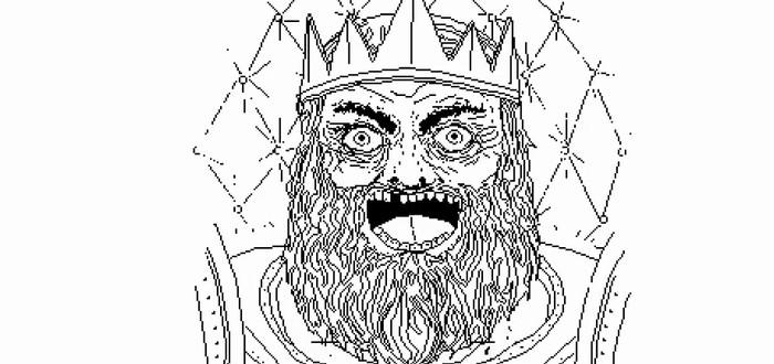 Мрачный черно-белый мир в релизном трейлере однобитной стратегии Death Crown