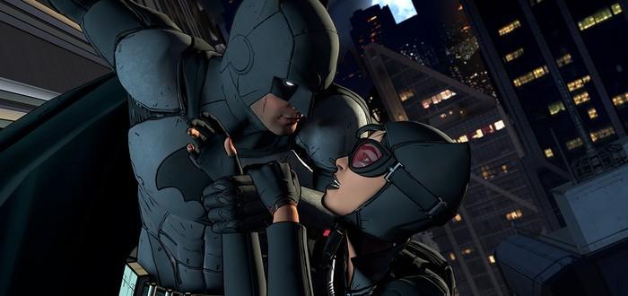 Кто-то вырезал анимации персонажей из Бэтмена от Telltale, получилось шоу экшен-фигурок