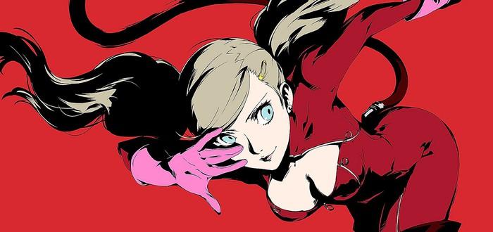 Продажи игр серии Persona достигли 10 миллионов