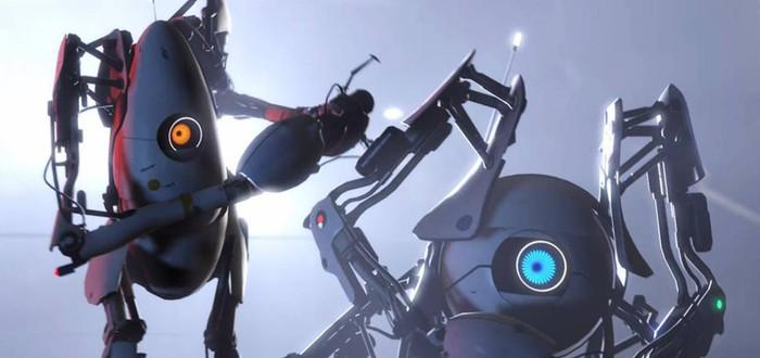 Крупный мод Destroyed Aperture для Portal 2 подал признаки жизни