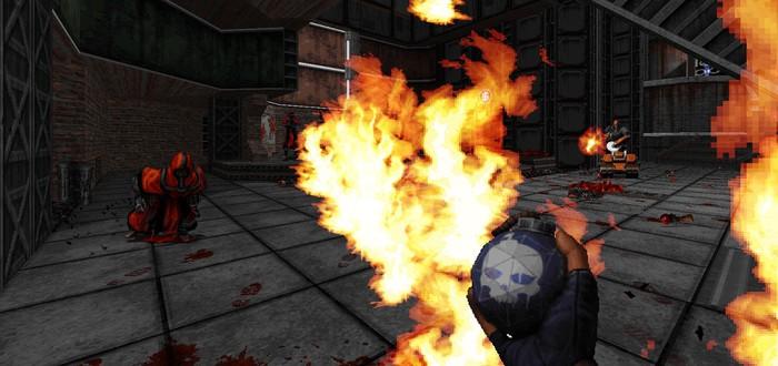 Разработчики Ion Fury отказались цензурировать игру
