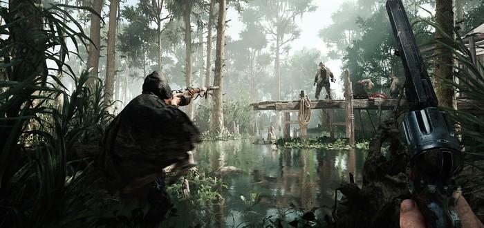 Релизный трейлер мультиплеерной Hunt: Showdown