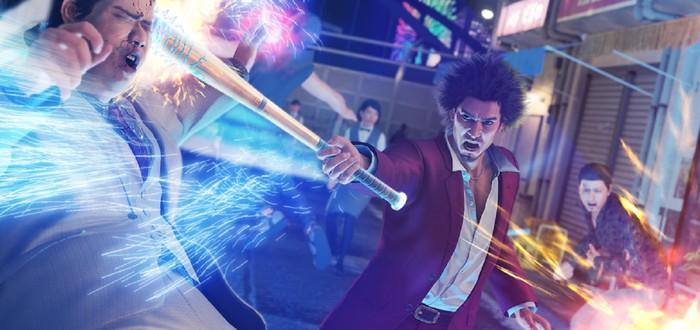 Sega анонсировала Yakuza 7 с системой пошаговых боев