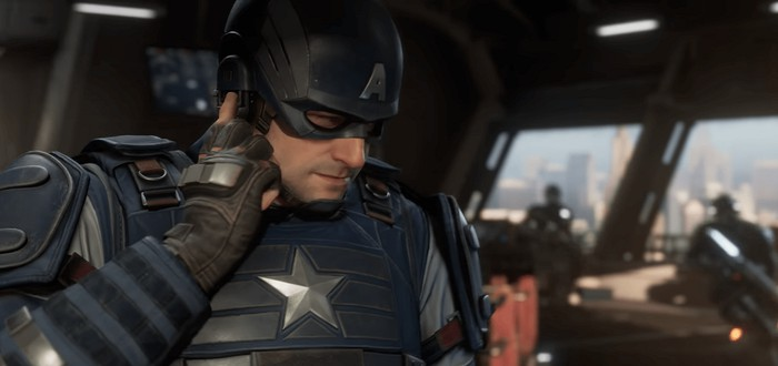 Знакомство с героями Marvel's Avengers — Капитан Америка