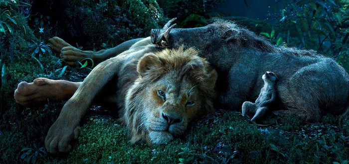 """ЕАИС: """"Король лев"""" обошел """"Мстители: Финал"""" по кассовым сборам в России"""