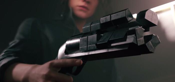 Гайд Control: решение всех головоломок