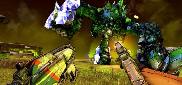 Borderlands 2 VR выйдет на PC в конце 2019 года