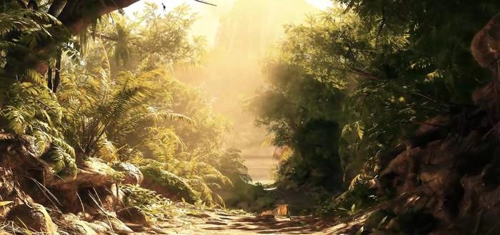 Crytek представила техно-демо CryEngine 5.6