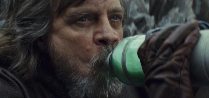 "Марк Хэмилл сравнил вкус молока из парка развлечений Star Wars: Galaxy's Edge и из ""Новой надежды"""