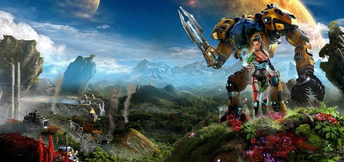 The Riftbreaker —  интересная смесь из RTS, RPG, Tower Defense и сурвайвала
