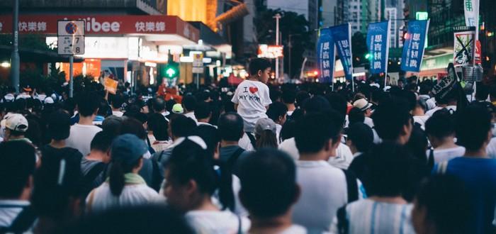 Telegram скроет личности гонконгских протестующих